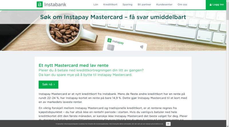 Instapay Mastercard